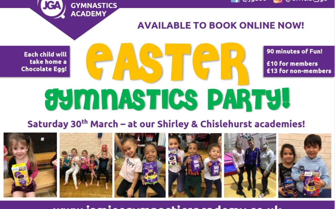 Easter Gymnastics Party