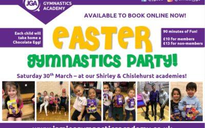 Easter Gymnastics Party