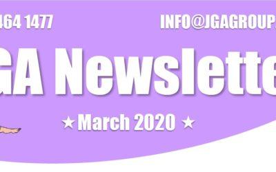 Easter 2020 Newsletter