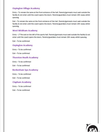 COVID 19 POLICY - PAGE 3